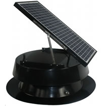 Airscape solar attic fan